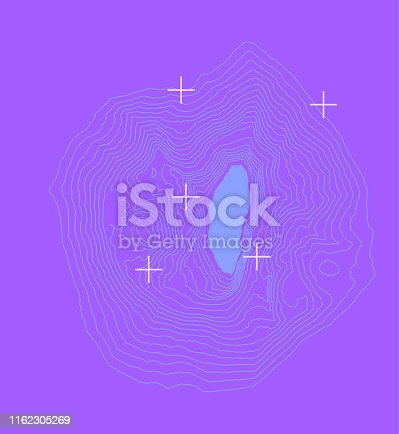 Abstract, Black Background, Color Gradient, Computer Graphic