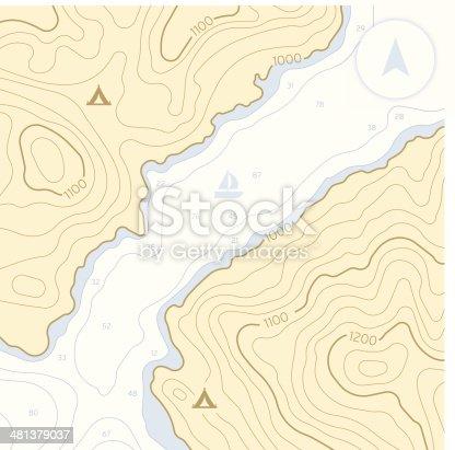 istock Topographic Landforms 481379037