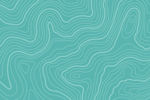 Topographic Map Background clipart