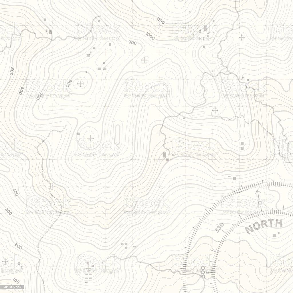 Topographic Terrain