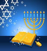 Torah and Menorah