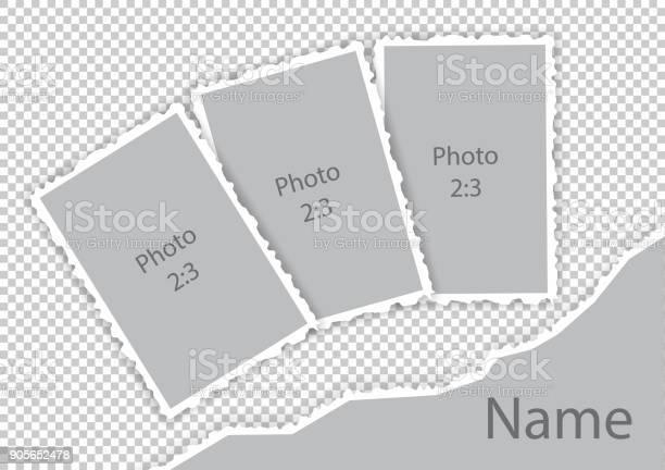 Torn edges borders paper style photo frames template vector id905652478?b=1&k=6&m=905652478&s=612x612&h=edxopiwqszkwrj3aiwqanmzc5qp e9px78pkqeifkwm=