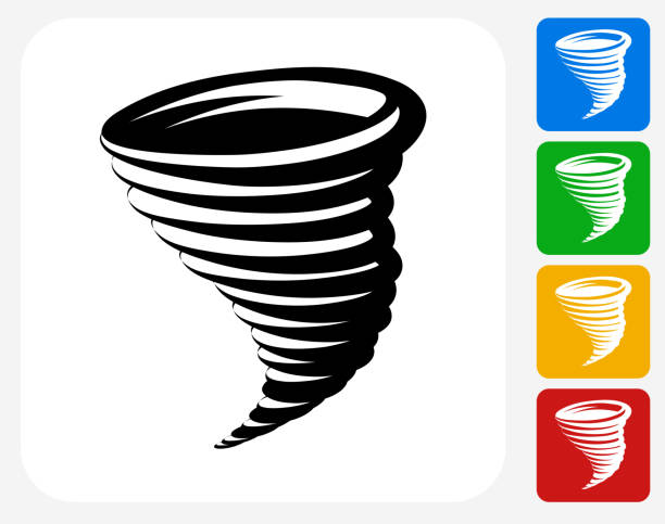 Twister Tornado Clip Art Royalty Free Tw...