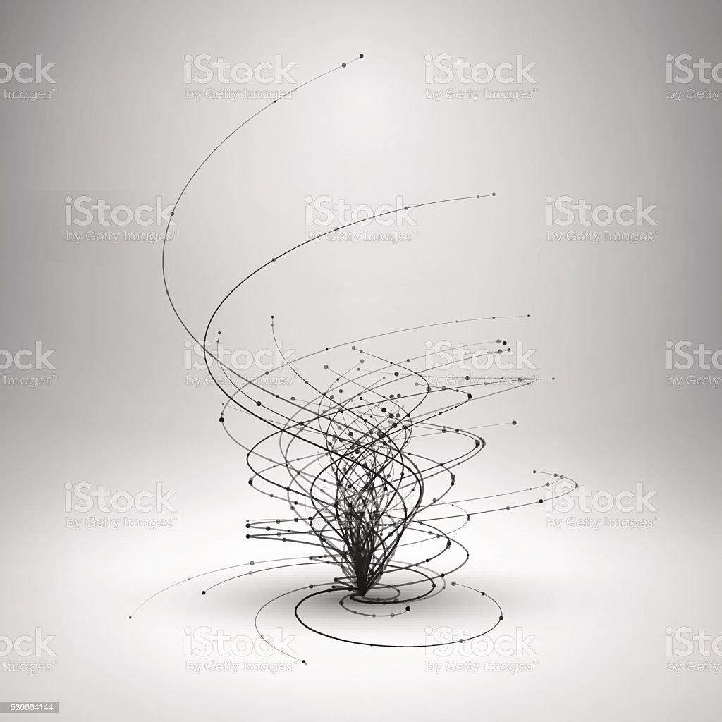 Tornado Wire Art - WIRE Center •