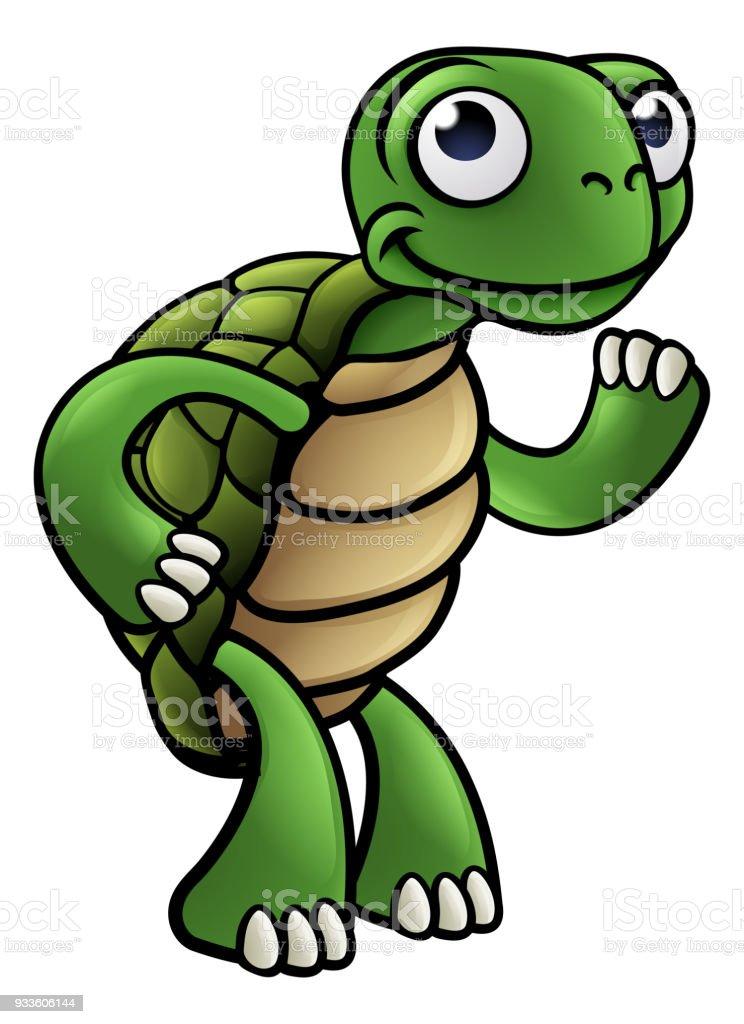 Vetores De Personagem De Desenho Animado De Tartaruga E Mais