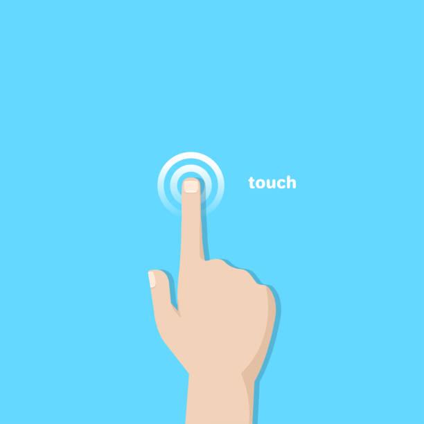 ilustraciones, imágenes clip art, dibujos animados e iconos de stock de toque - física