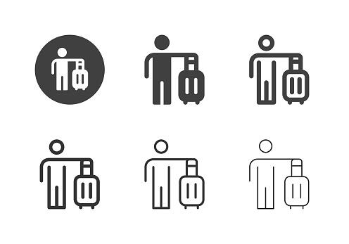 Tourist Icons - Multi Series