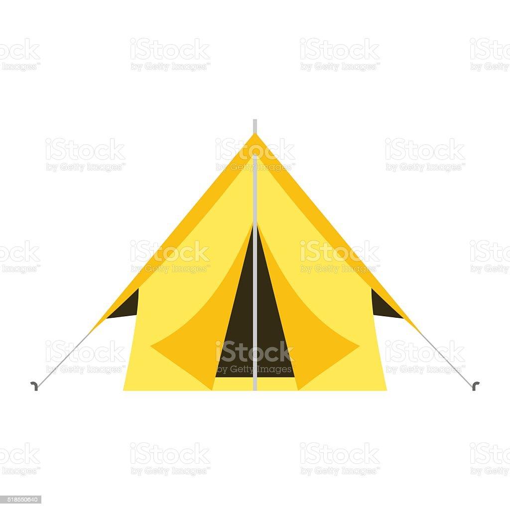 Turismo ridge tienda de campa a vector de icono for Almacen de derecho