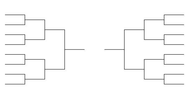 ilustrações, clipart, desenhos animados e ícones de modelos de suporte de torneio - competição