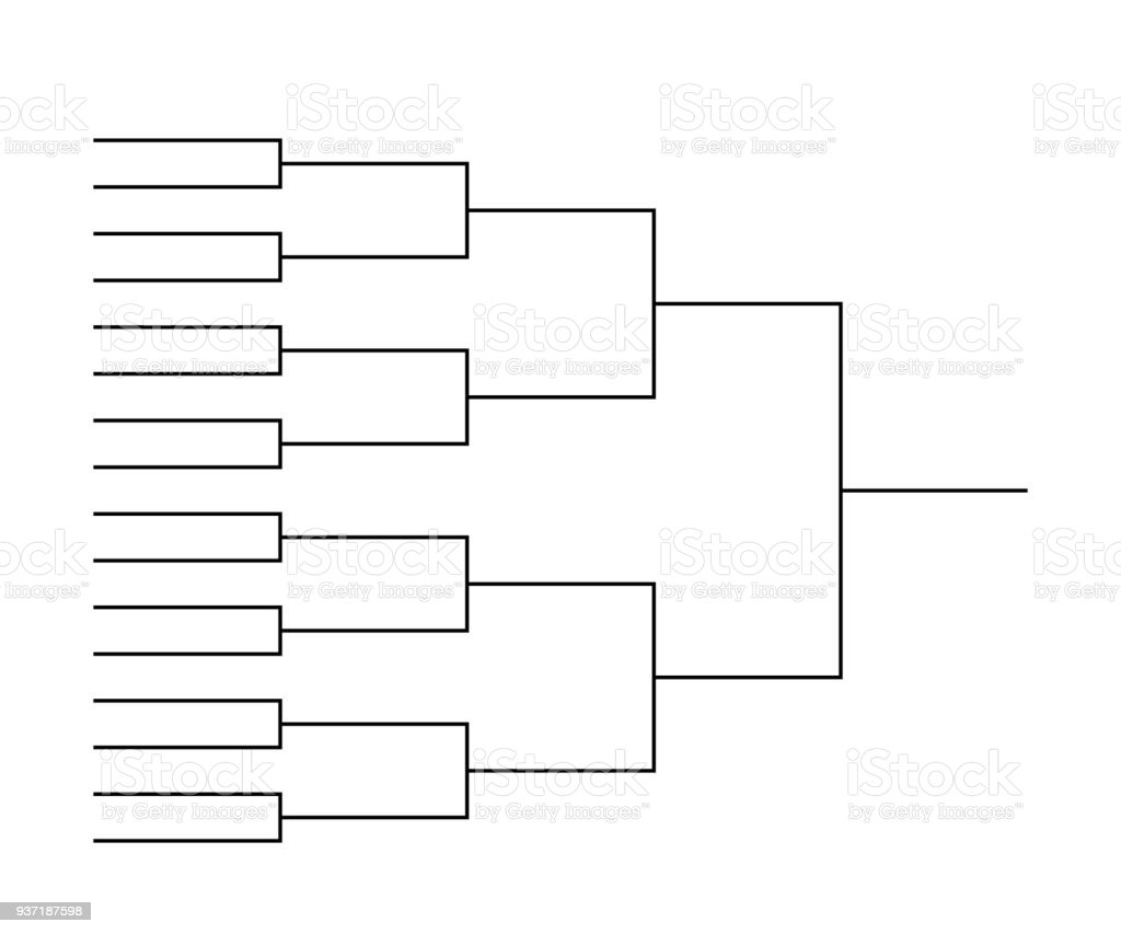 It's just a picture of Trust Printable 16 Team Bracket