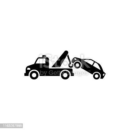 Auto Services - Tow truck Icon