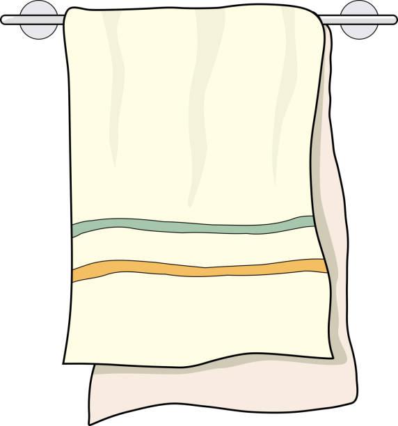 Towel Clip Art: Royalty Free Towel Hanging Clip Art, Vector Images