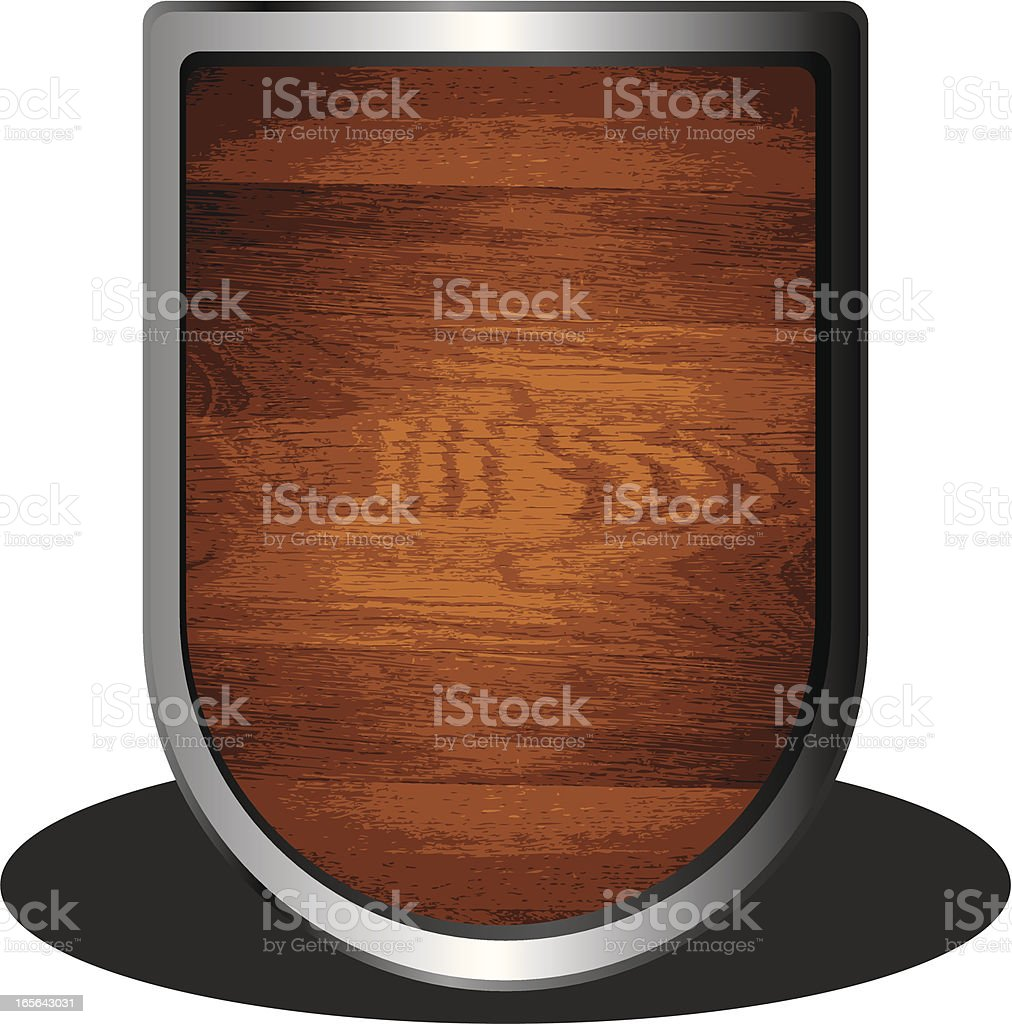 Tower Shield royalty-free tower shield stock vector art & more images of ancient