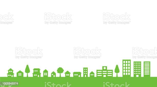 Town illustration vector id1005345374?b=1&k=6&m=1005345374&s=612x612&h=666b66difyqph11grc5k4bdubrfpjpdua9v6rfnzar0=