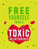 Toxic relationships image