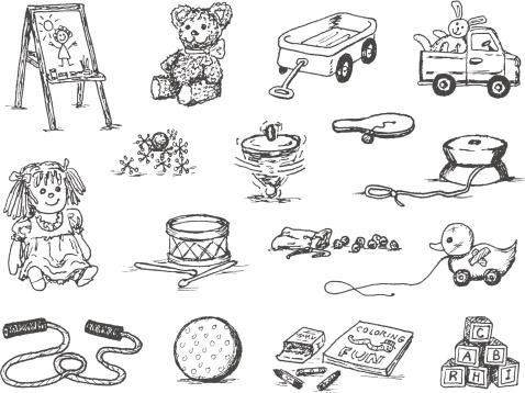 Toy Doodles