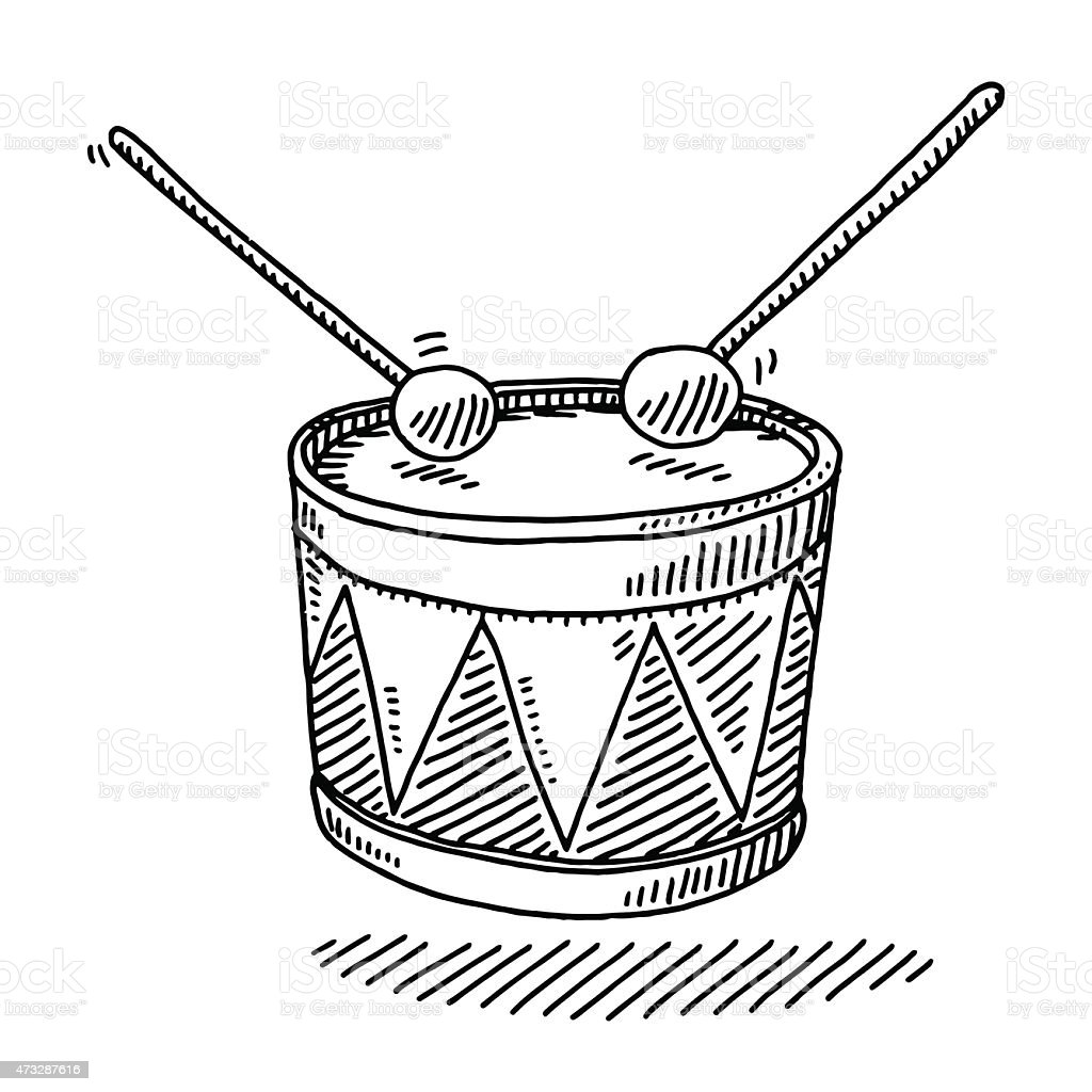 This is an image of Canny Musical Instruments Drawing