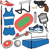 Track & Field Items