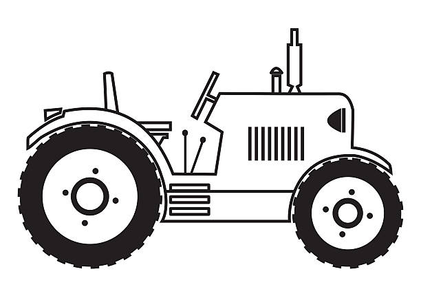 Royalty Free Riding Lawn Mower Clip Art, Vector Images