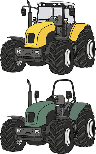 Tractor Pull Clip Art Vector : Royalty free tractor pull clip art vector images