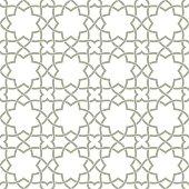 Traditional Arabic seamless ornament