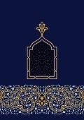 Traditional Arabic Window