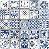 Traditional Ceramic 05 Vintage 2D