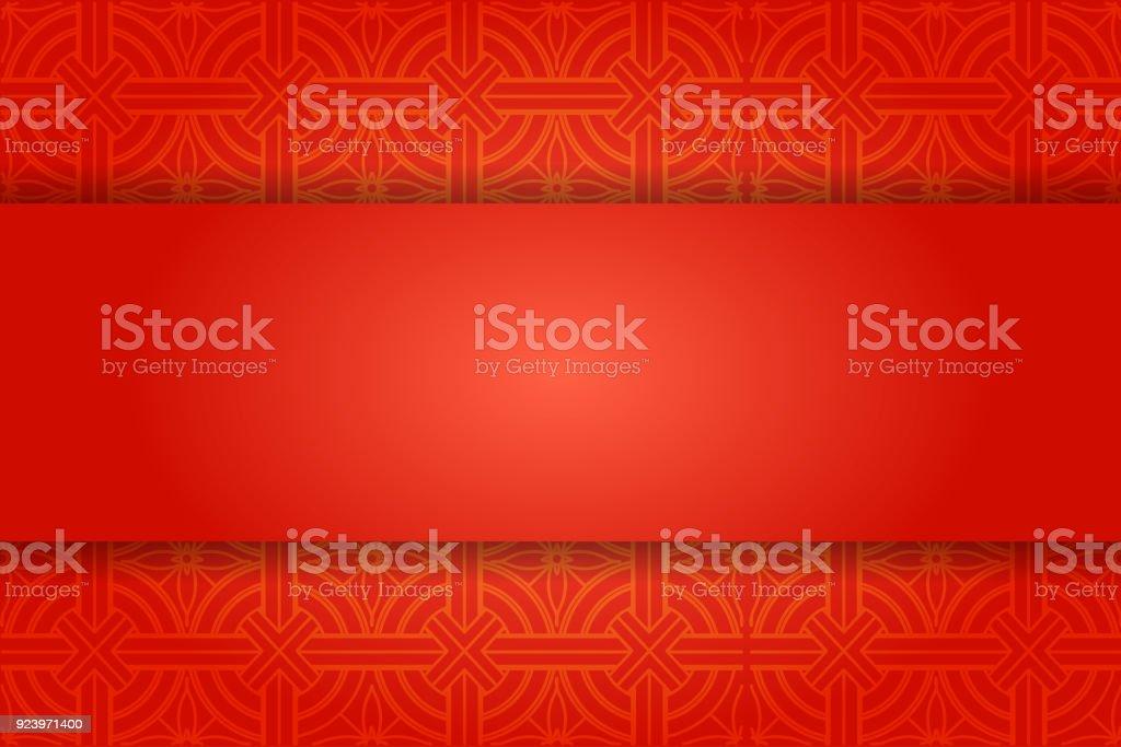 Carte de voeux chinoise