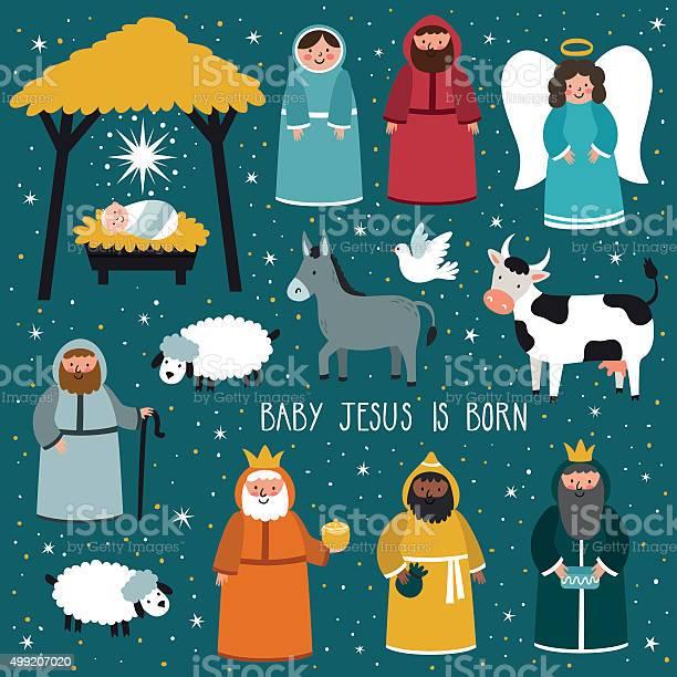 Traditional christmas nativity scene vector id499207020?b=1&k=6&m=499207020&s=612x612&h=ec32xftbdfftqmxhp6ionvtw03tvq z npfqzod9c8k=