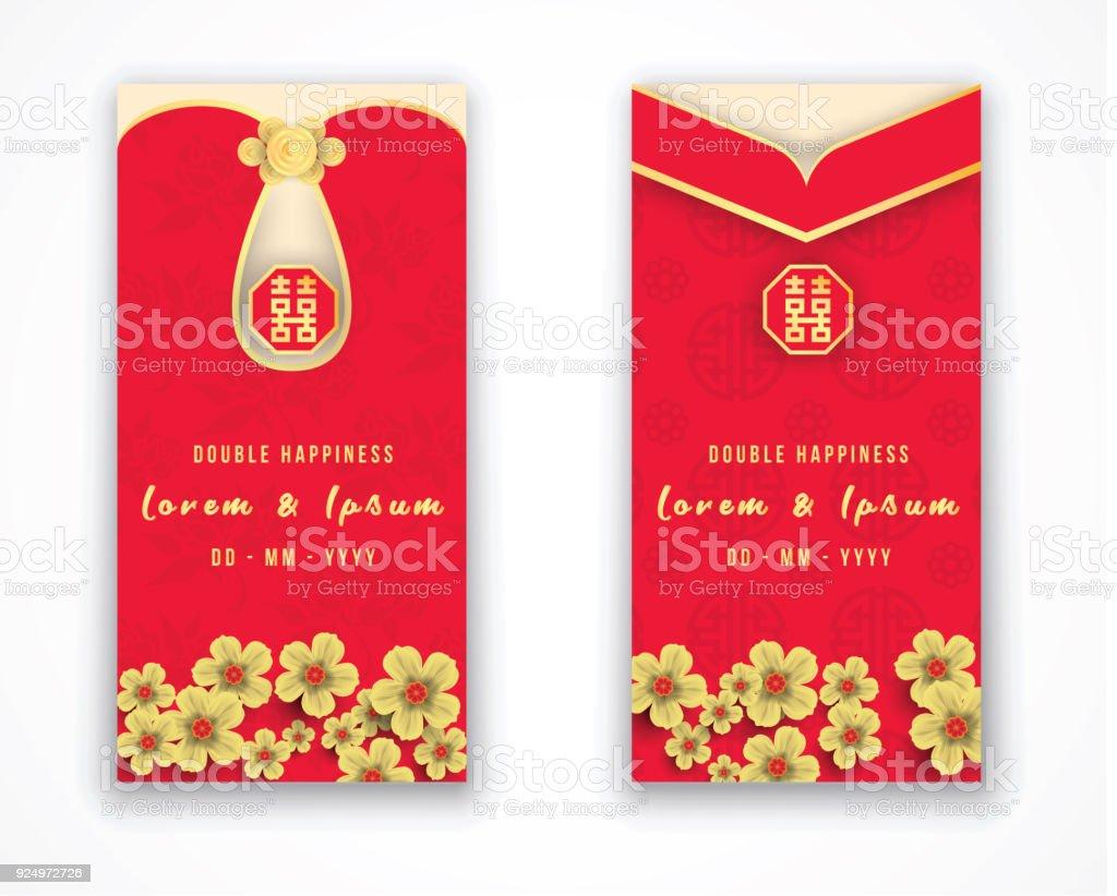 Famous Chinese English Wedding Invitations Vignette - Invitation ...