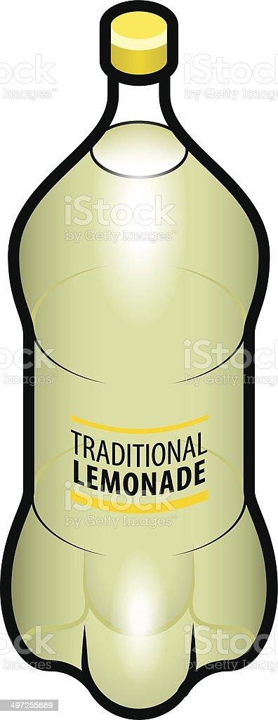 Traditional Lemonade royalty-free stock vector art