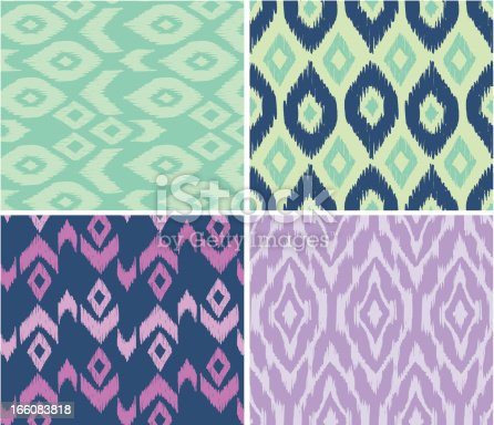 istock IKAT traditional style 166083818