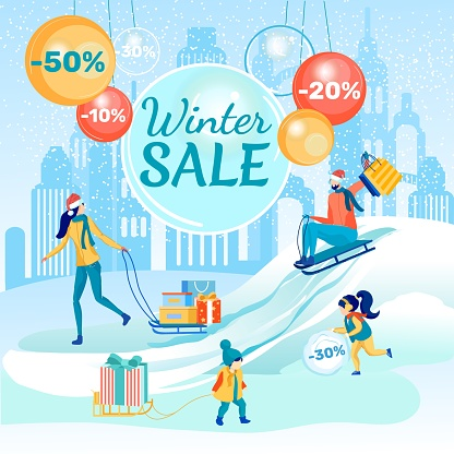 Traditional Winter Sale Up to 50 Per Cent Off
