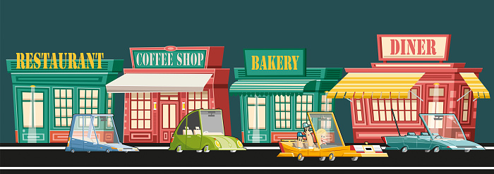 Traffic and stores