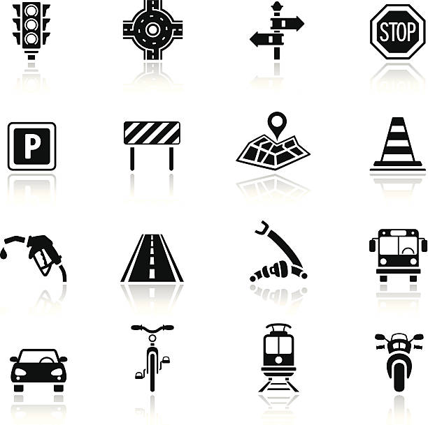 Royalty Free Road Safety Clip Art, Vector Images ...