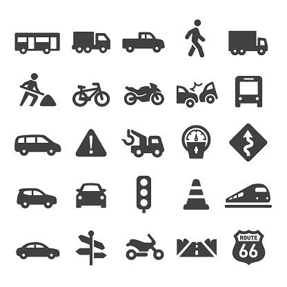 Traffic Icons - Smart Series