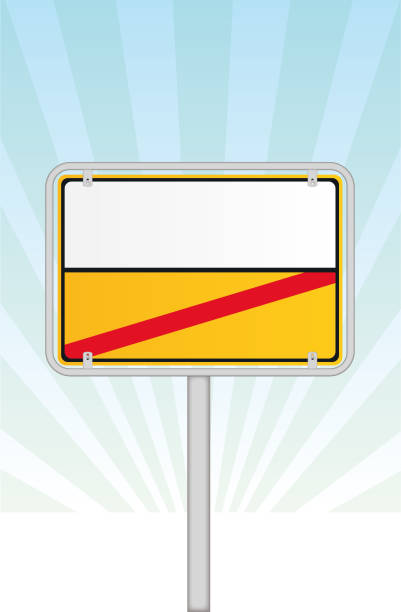 traffic sign - straßenschilder stock-grafiken, -clipart, -cartoons und -symbole