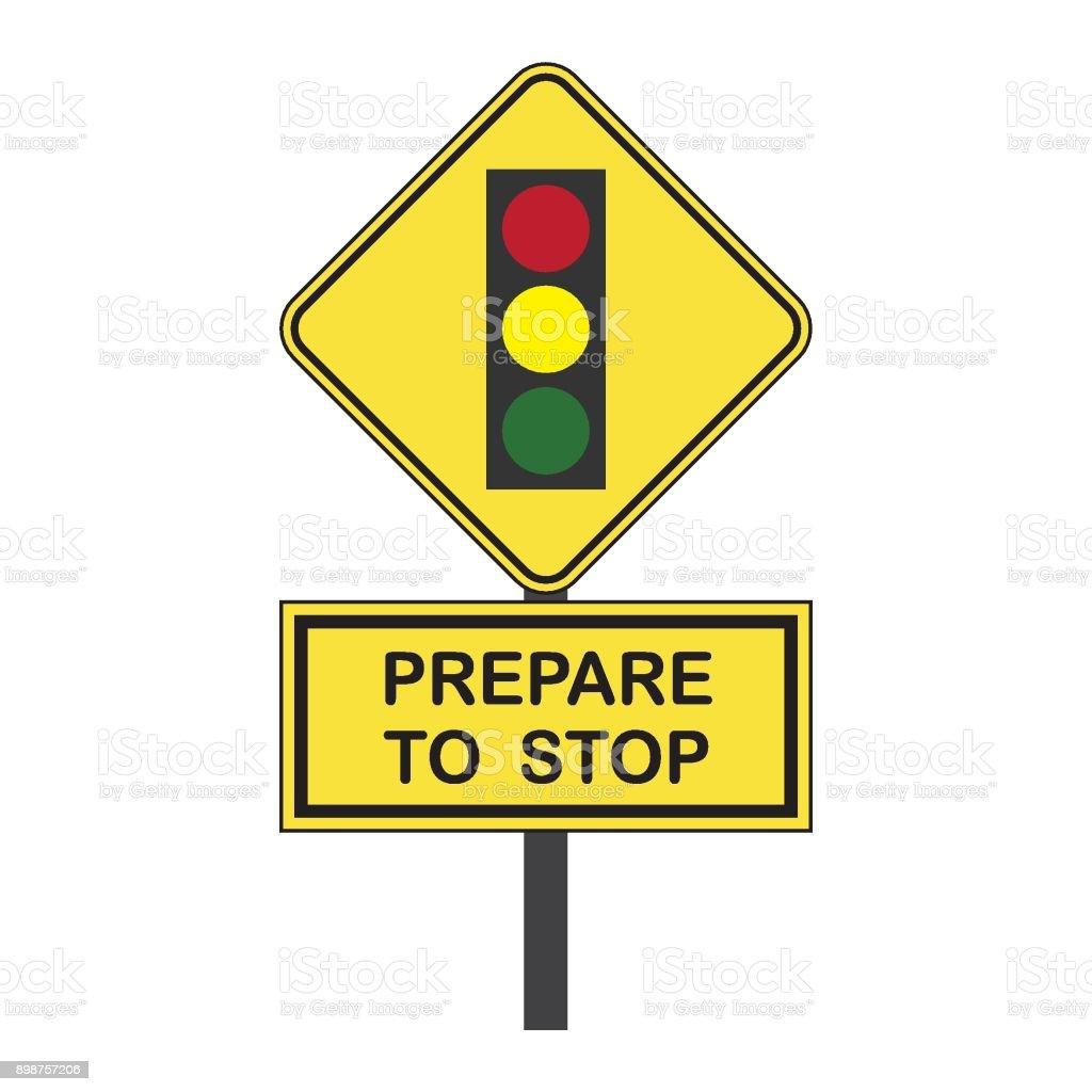 traffic-signal-symbol-sign-stop-ahead-signs-traffic-light-ahead-vector-id898757206