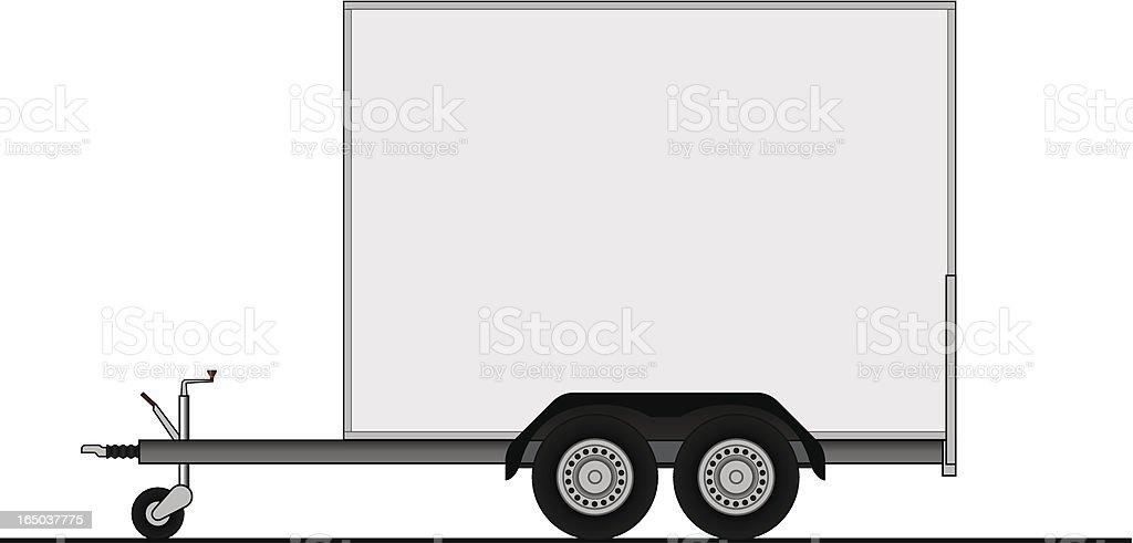 trailer ANSEHEN – Vektorgrafik