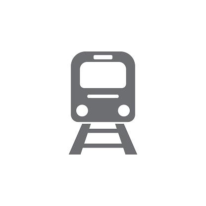 Icône De Train Vecteurs libres de droits et plus d'images vectorielles de Art