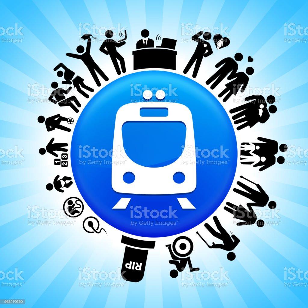 Train  Lifecycle Stages of Life Background train lifecycle stages of life background - stockowe grafiki wektorowe i więcej obrazów adolescencja royalty-free