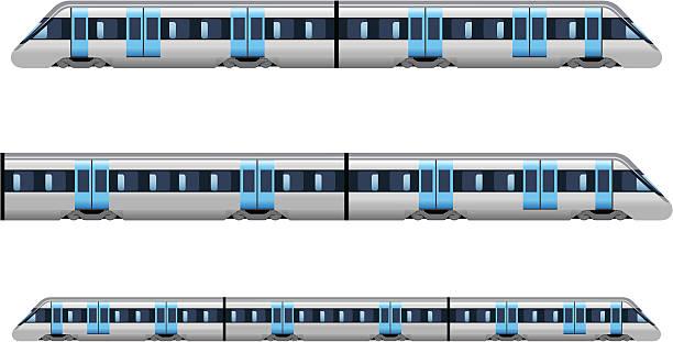 Treno - illustrazione arte vettoriale