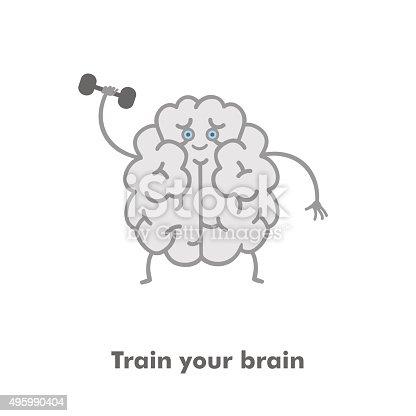 Deinen Gehirn Bild Stock Vektor Art und mehr Bilder von 2015 ...