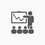 istock training icon 1167809667