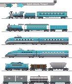 Trains Set