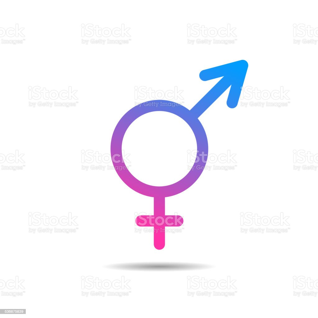 Symbol of being transgender