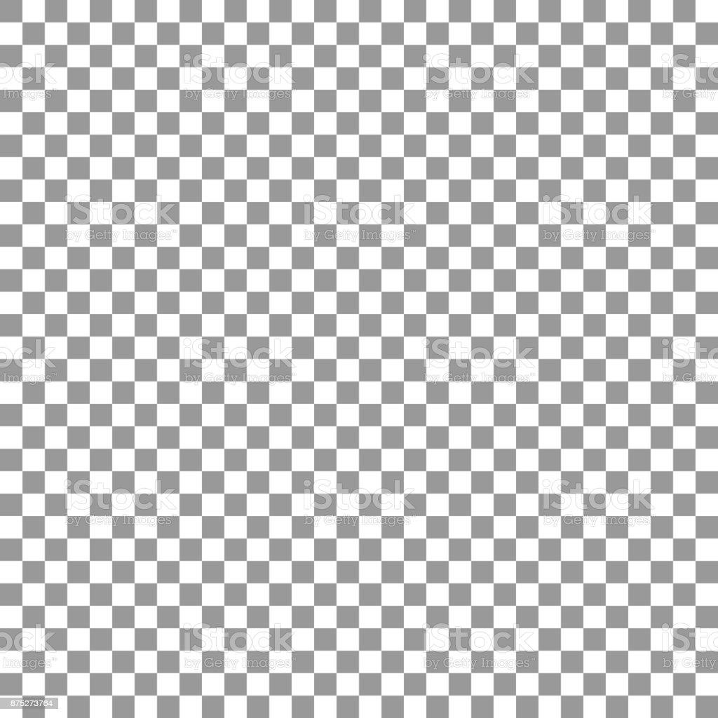 Transparent background  seamless pattern Vector