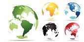 istock Transparent earth 165967678