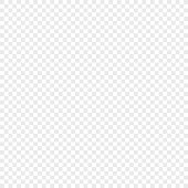 Transparent photoshop background. Gray and white grid. Vector illustration.