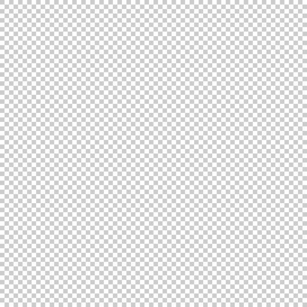 Transparent seamless pattern background. Photoshop background grid. Checkered geometric seamless background with grey and white tile checked pattern stock illustrations